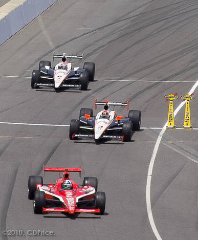 INDY 500 - 94th Pit Race