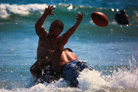 Ocean Football