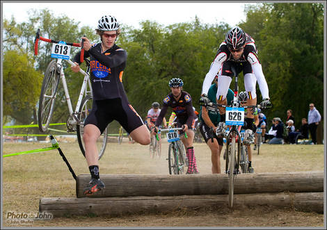 Cyclocross Race With The 7D