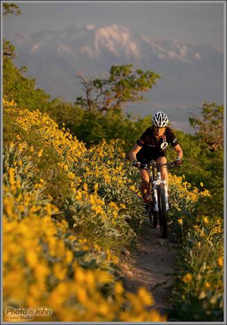 Mountain Bike Utah!