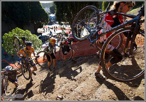 SF Bike Expo Dirt Cyclocross Race