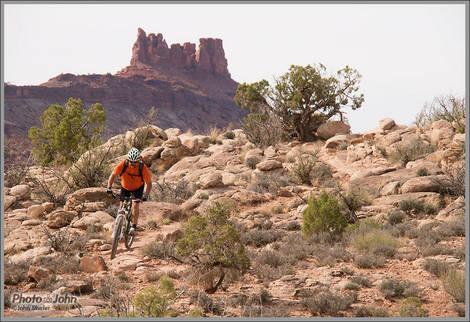 Byron On The Rocks