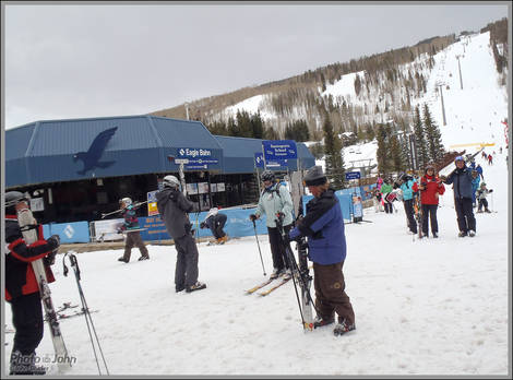 Vail - Bottom Of The Mountain