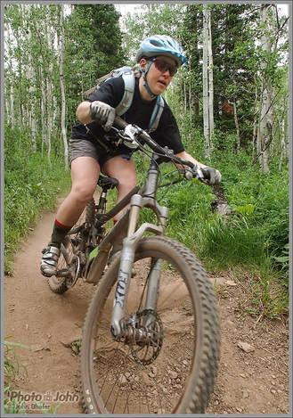 Jenni - Mill D Trail