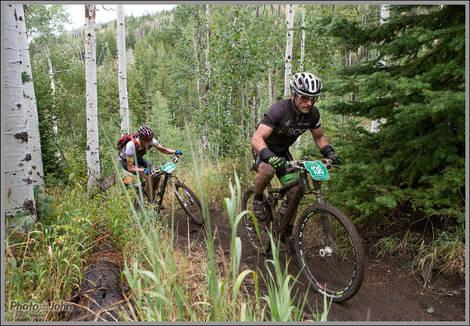 Canon EOS-1D X Mountain Bike Race - ISO 6400