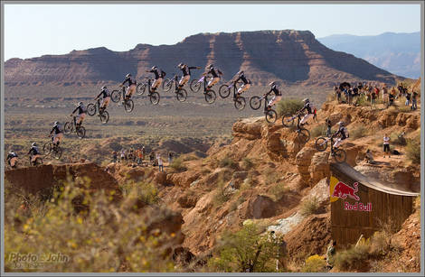 2008 Red Bull Rampage Sequence