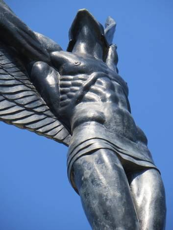 Spirit of Flight Sculpture
