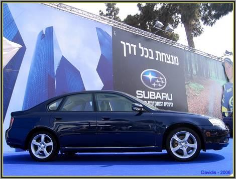 Subaru Legacy Sport-Shift 6-gears 4WD