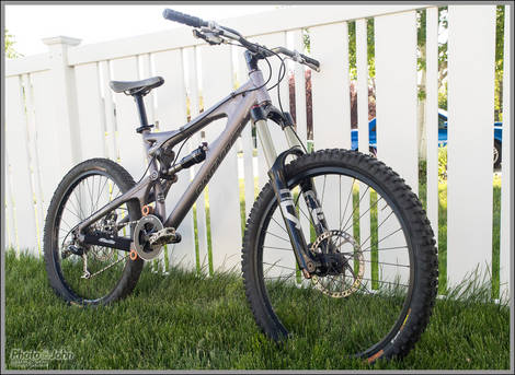 Santa Cruz Mini-Free Mountain Bike