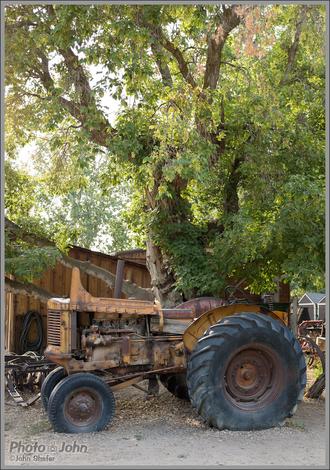 Retired - Wheeler Historic Farm