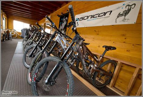 Ride KRV Bike Shop - Kernville, California