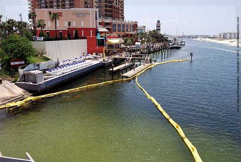 The *new* look of the Destin Harbor