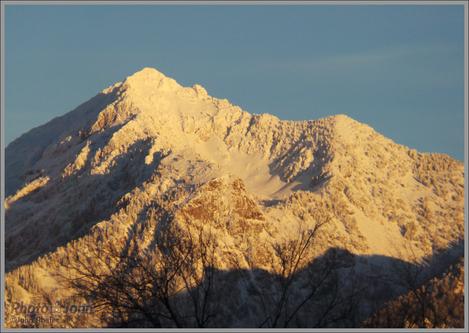 Chilly Salt Lake Evening - Samsung Galaxy Camera