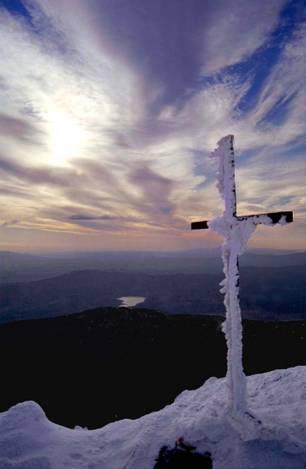 Ben Ledi summit, Scottish Highlands