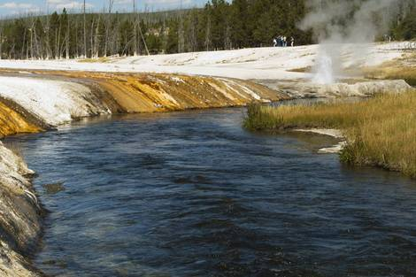 Black Sand Basin, Yellowstone 2