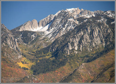 Wasatch Fall Transition