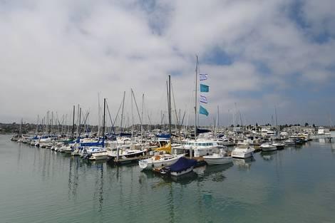 America's Cup Harbor 3