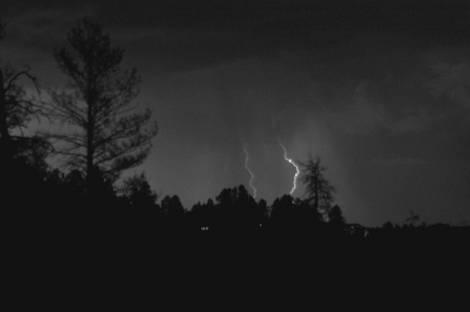 Arizona Thunderstorm