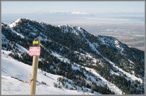 Easter View From Snowbasin