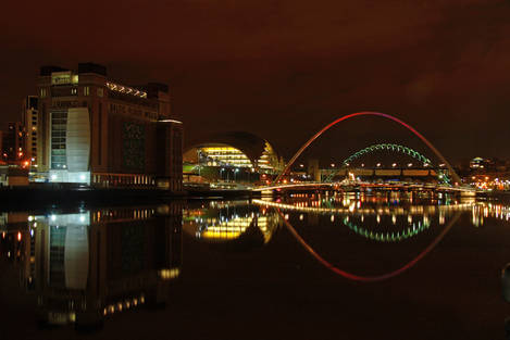 From The Baltic to the Tyne
