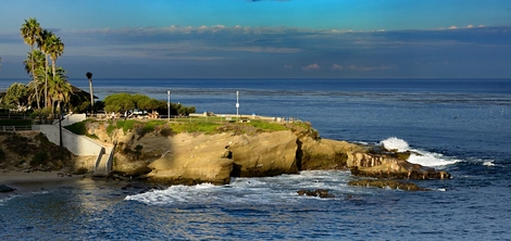 The Point at La Jolla Cove