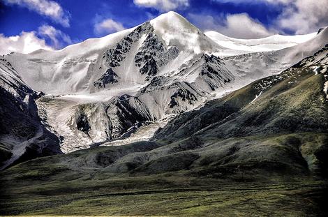 Snow Mountain of Kun Lun