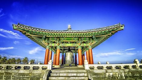 LA Korean Frindship Bell
