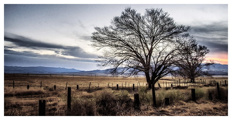 California Country side Landscape © 2014 Aungwin