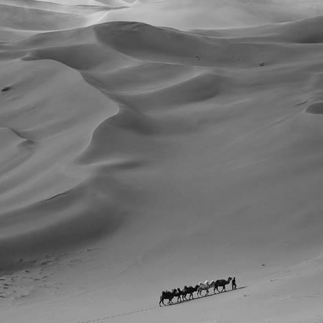 desert..
