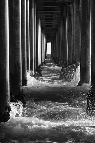 gate (huntington beach, California)