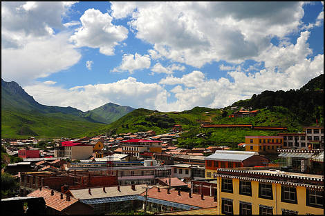 Tibet Town