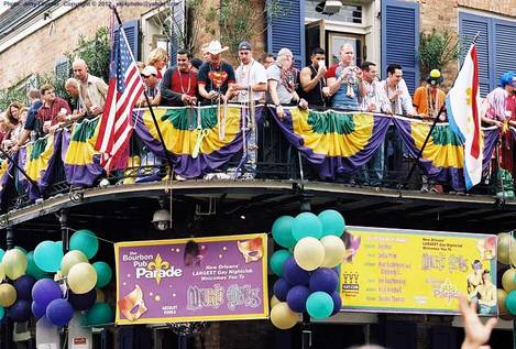 Fat Tuesday - 2005
