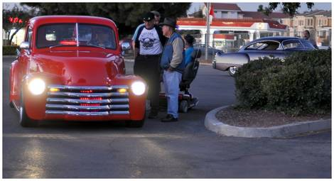 Old Timers Cruise