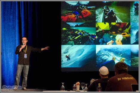 Photographer Corey Rich - 2011 Snowcial Conference
