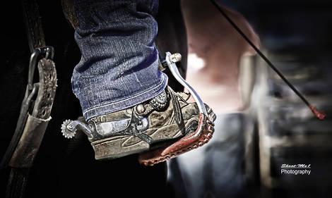 Boots & Spur