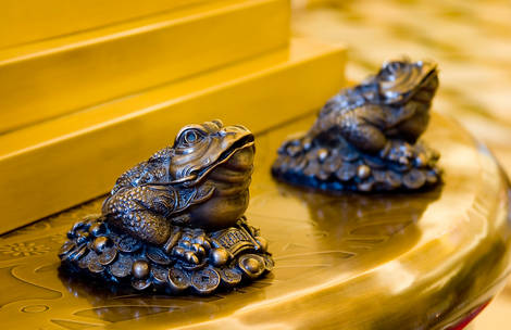 Symbol of Rich in China