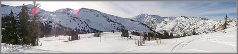 Alta Ski Resort Panorama - Samsung Galaxy Camera