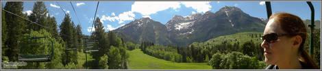 Sony iSweep Panorama Sample - Sundance Resort