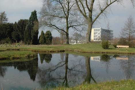 Transistorium lake , Wageningen the Neth