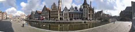 Old Town - Gent Belgium