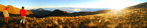 Mount Pulag Panoramic