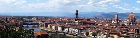 Florence, old bridge