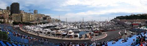 Monaco street circuit