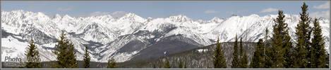Olympus Pen 75-300mm - Rocky Mountain Panoramic