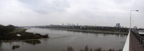 Warsaw. Wisla