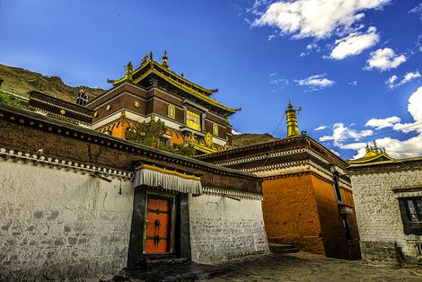 Tachilhunpo Monastery