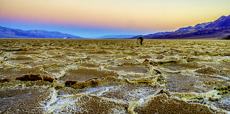 Badwater ~ Death Valley NP