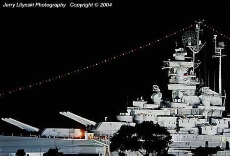 The USS Alabama