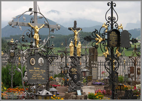 Cemetery - Northern Italy