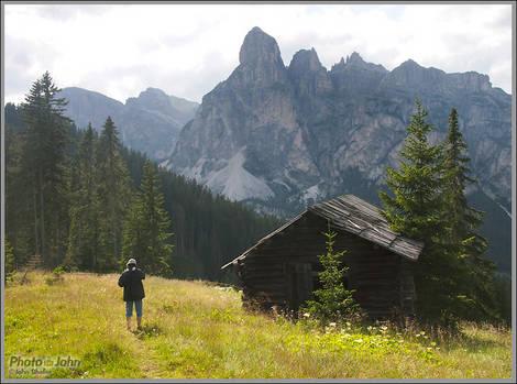 Val Badia, Italy - Dolomites
